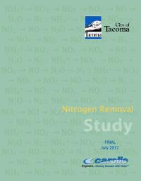 Nitrogen Removal Study Cover
